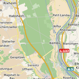 MLH EuroAirport BaselMulhouseFreiburg - Basel mulhouse freiburg map